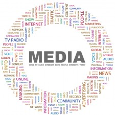 media management tv radio press internet