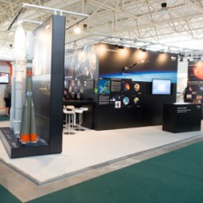 modular bespoke exhibition stand hire and sales